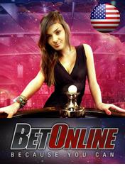 Betonline.ag Live Dealer