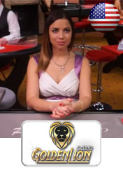 Golden Lion Live Blackjack