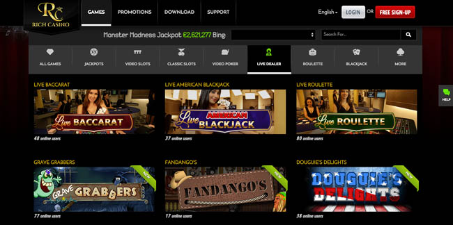 richcasinocom
