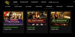 Rich Casino Is One of the Best Live Blackjack Sites Online