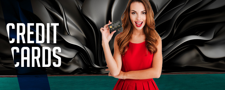 Blackjack credit card deposits