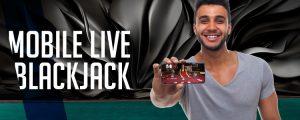 backjack live mobile