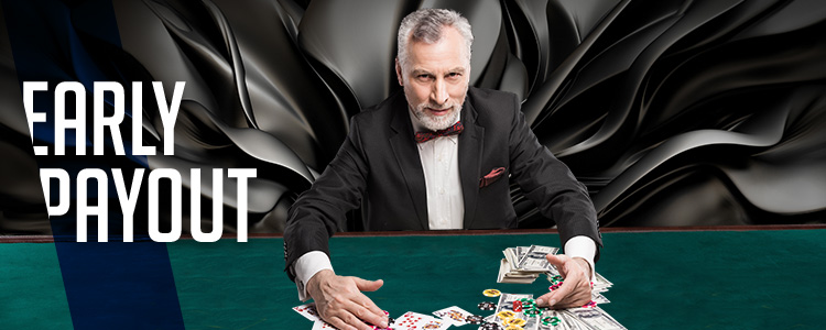 blackjack early payout