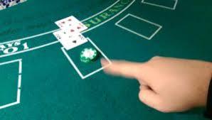 blackjack hit