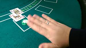 blackjack stand