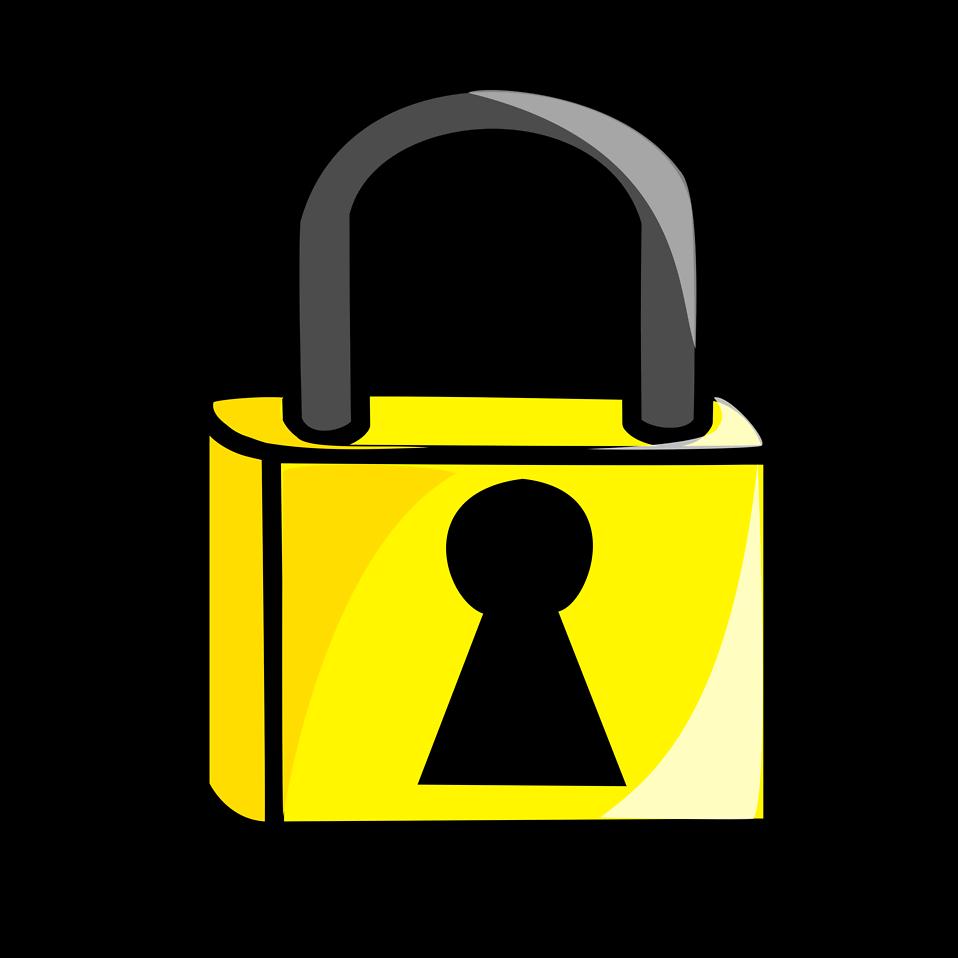 padlock paypal