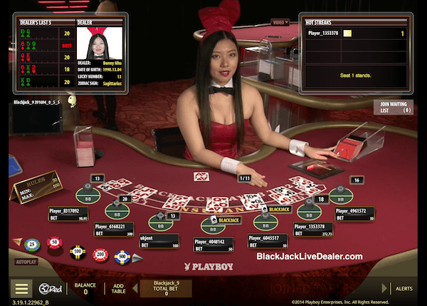 Microgaming Live Dealer Blackjack | Top Live Dealer Provider